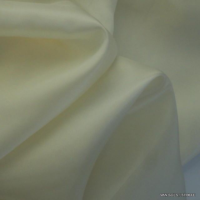 100% Bemberg Pongee Cupro® in Panna | Ansicht: 100% Bemberg Pongee Cupro in Panna