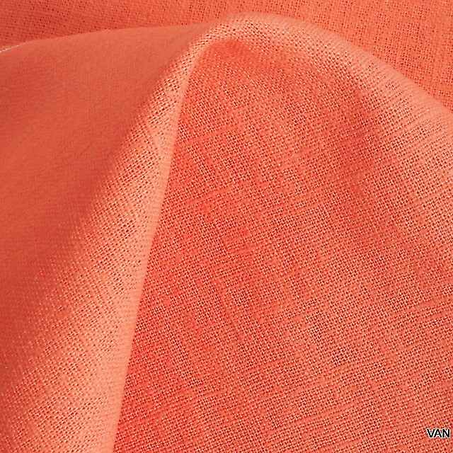 100% linen in beautiful | View: Oranje100% linen in beautiful Oranje
