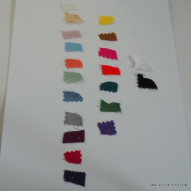100% Lyocell - Tencell Mittelschwerer Twill in Ivory
