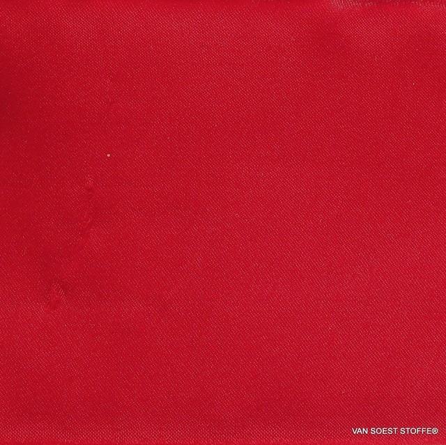 100% Seide leicht-Satin in Scharlach Rot