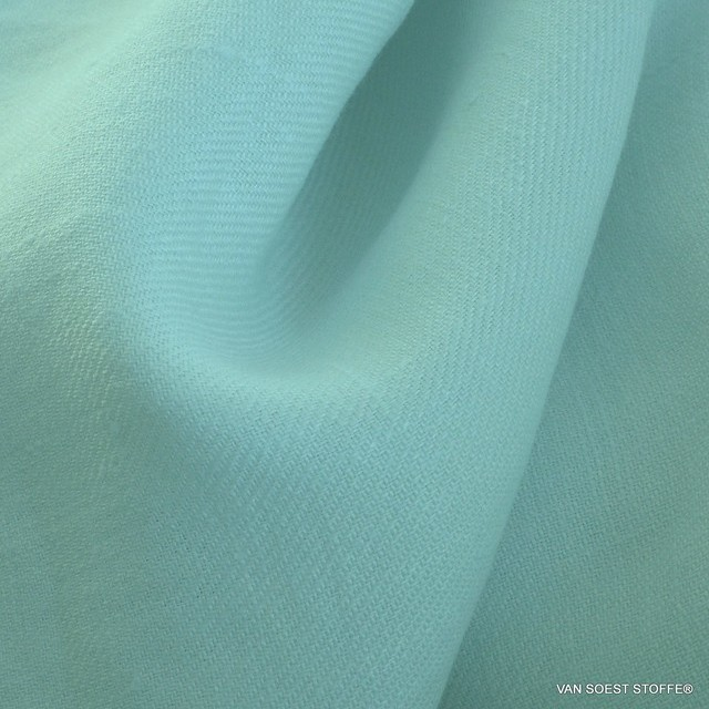 100% Soft - Leinen in hellem Mint | Ansicht: 100% Soft - Leinen in hellem Mint