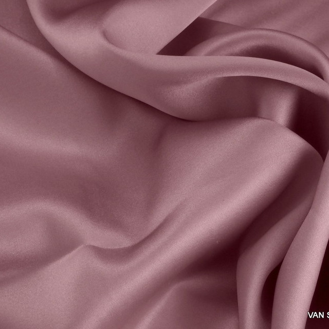 100% Stretch Satin Stoff - Stretch Seiden Satin in zart Rosa   Ansicht  100 d24c1cf253
