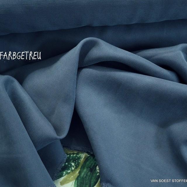 100% TENCEL ™ schwerer Soft Köper in Taubenblau