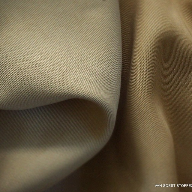 100% TENCEL ™ schwerer Soft Köper in light Camel