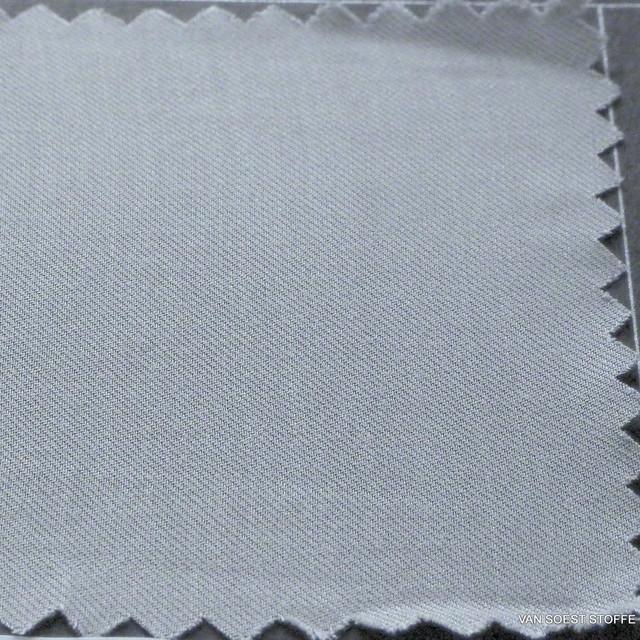 100% TENCEL® Lightweight 2/2 Köper-Voile in Luna Rock Grau | Ansicht: 100% TENCEL® Lightweight 2/2 Köper-Voile in Luna Rock Grau