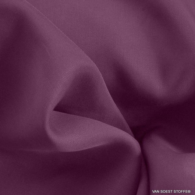 100% Tencel ™ shirt Tunic tank Finetwill in Violet | View: 100% Tencel ™ shirt Tunic tank Finetwill in Violet