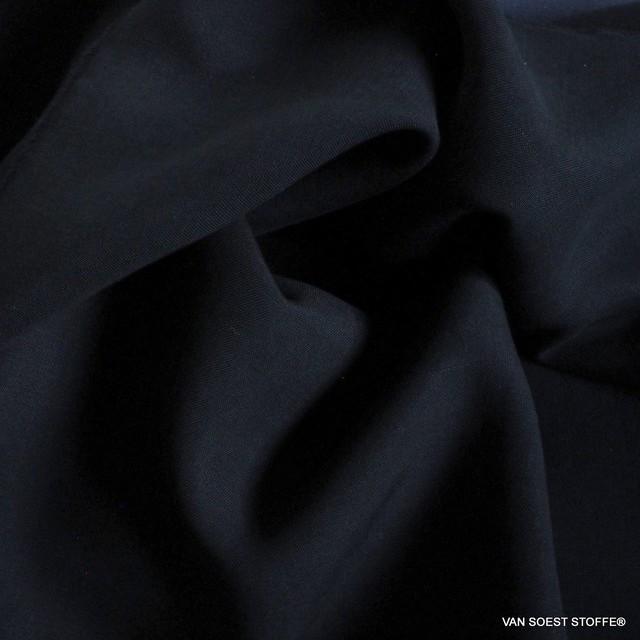 100% Tencel™ Shirt-Tunic-Tank Feintwill in tief dunkel Navy | Ansicht: 100% Tencel™ Shirt-Tunic-Tank Feintwill in tief dunkel navy