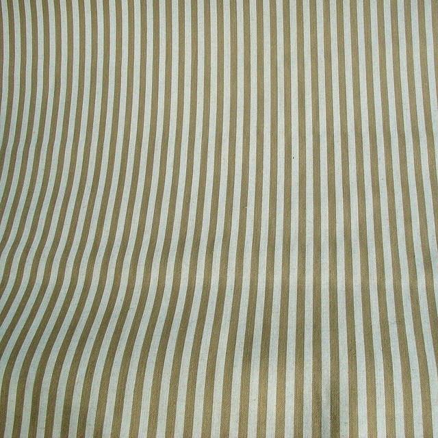 100% Baumwoll Streifen Druck