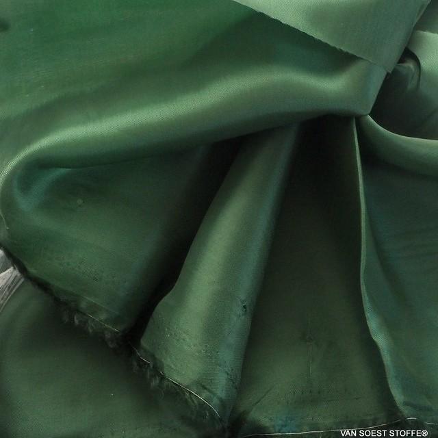100% original Bemberg Cupro pongee light lining in dark green