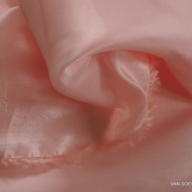 100% original Bemberg Cupro® Pongee Leichtfutter in Rosa | Ansicht: 100% original Bemberg Cupro® Pongee Leichtfutter in Rosa