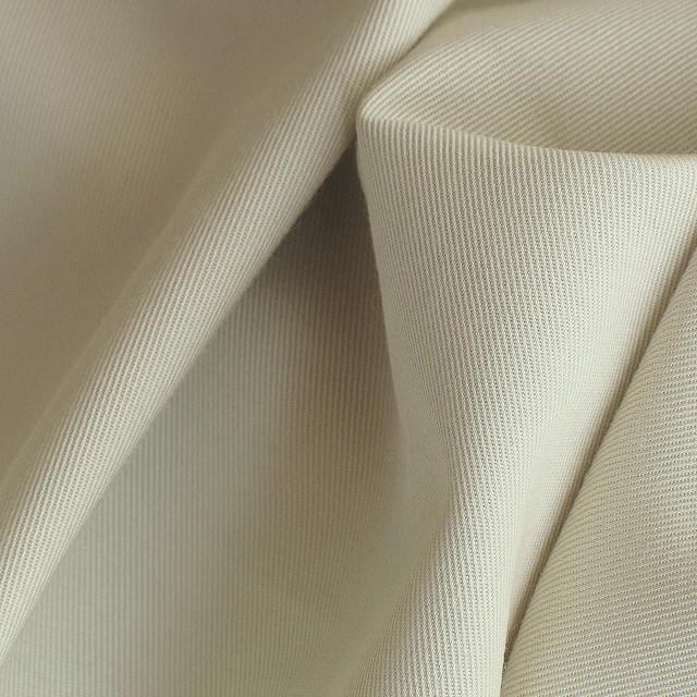 100% Tencel® Fein Köper in Ivory
