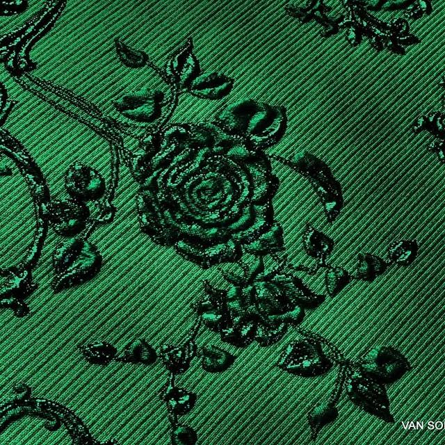 3D Seiden Mischung als Rosen Clocqué | Ansicht: 3D Seiden Mischung als Rosen Clocqué