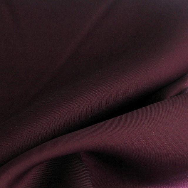 Acetat Seide Futterstoff in 20 Farben - Tief Dunkelbordeaux | Ansicht: Acetat Seide Futterstoff in Tief Dunkelbordeaux