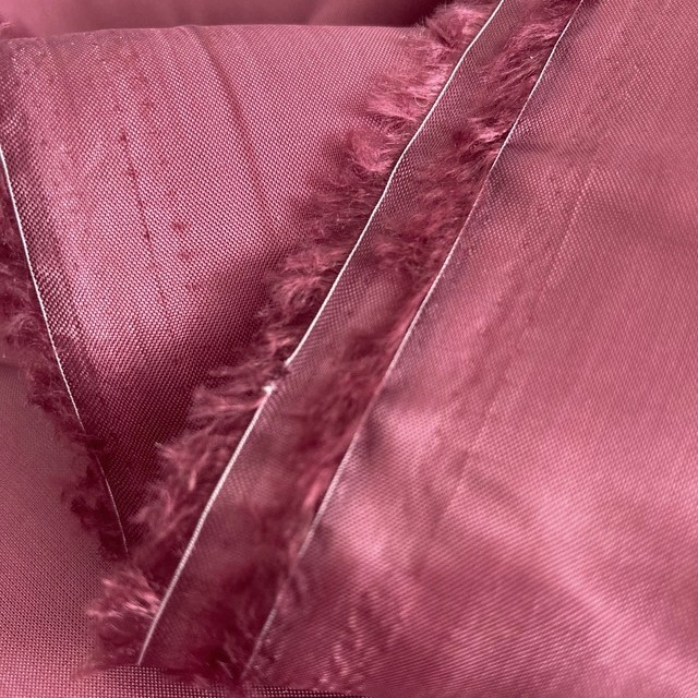 Bemberg 100% Cupro® lining fabric in Mulberry