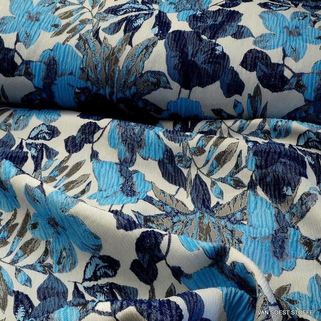 Blumen Jeans Borken Jacquard | Ansicht: Blumen Jeans Borken Jacquard