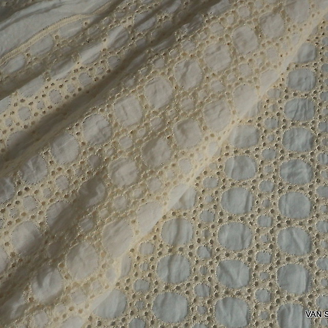 Burda style Baumwoll Stickerei | Ansicht: Burda style Baumwoll Stickerei