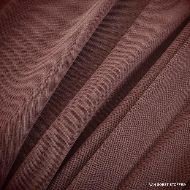 Burda style Modal® Stretch Jersey in dunkel Burgund