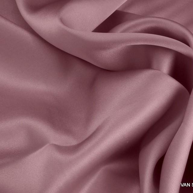 Burda style Stretch Seide in Rosa | Ansicht: Burda style Stretch Seide in Rosa