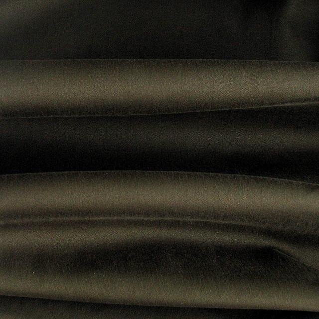 0441 COTTON STRETCH - DUNKEL OLIVE