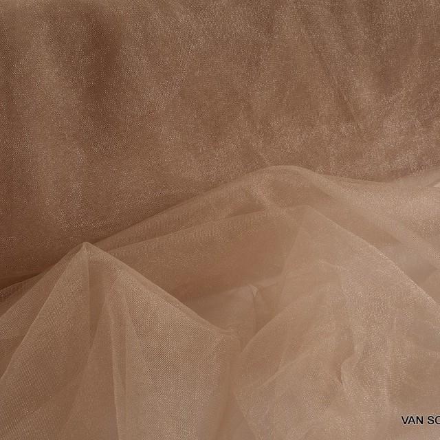 Glitter Tüll in Farbe Haut | Ansicht: Glitter Tüll in Farbe Haut