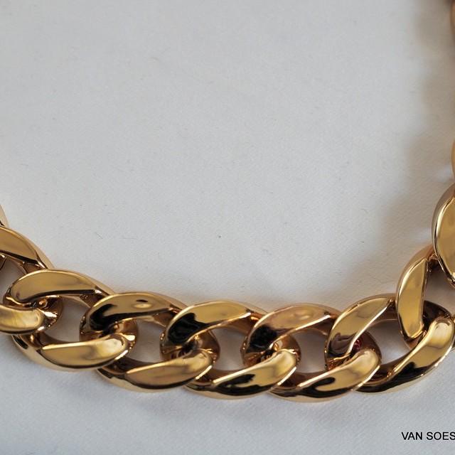 Goldkette 1.7 cm. - Breite | Ansicht: Goldkette 1.7 cm. - Breite
