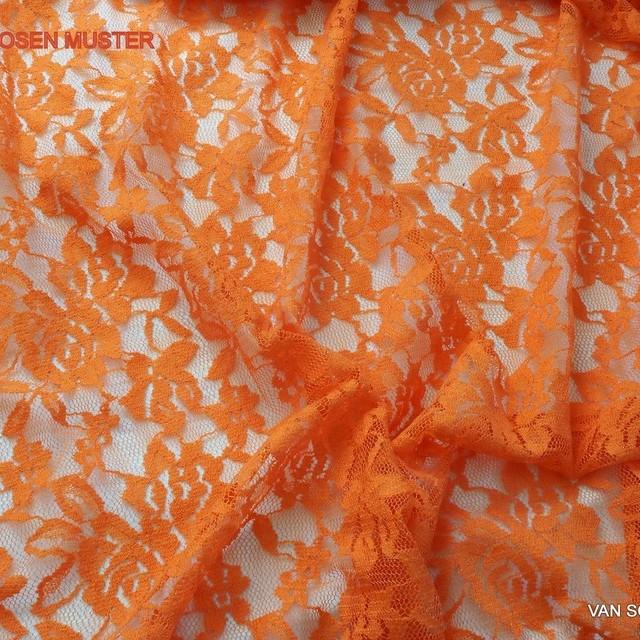 Hoch Elastische Gemini Spitze in Orange   Ansicht: Hoch Elastische Gemini Spitze in Orange