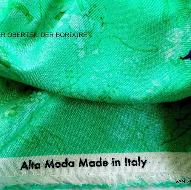 Italienisches Pannel Druck Dessin - Alta Moda | Ansicht: Italienisches Pannel Druck Dessin Alta Moda