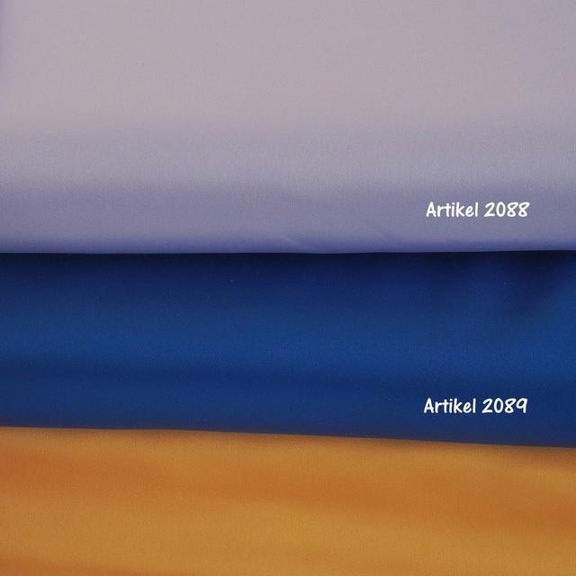 Königsblau farbener Vintage Luxus Satin | Ansicht: 2088-2090