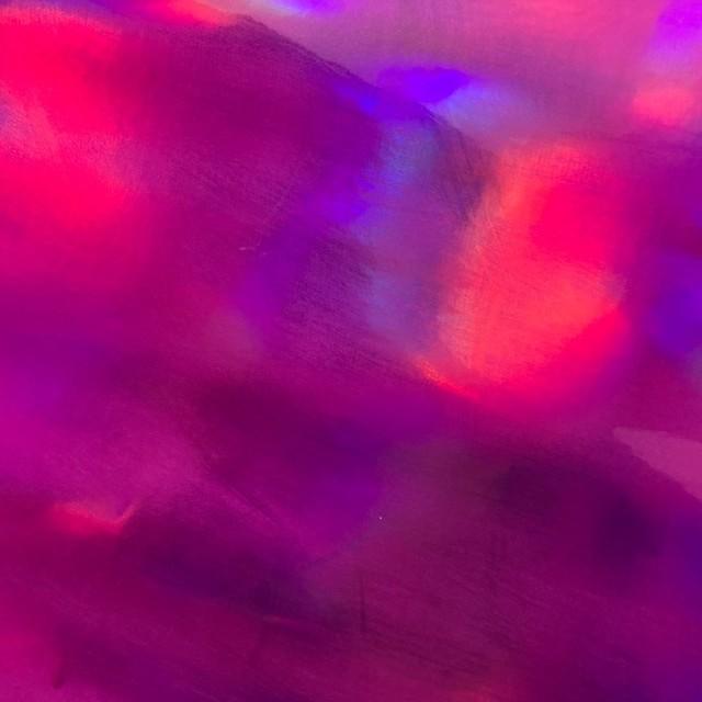 Metallic Doppelgewebe in Pink | Ansicht: Metallic Doppelgewebe in Pink