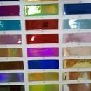 Metallic Doppelgewebe in Purple | Ansicht: 2060 - Metallic Doppelgewebe in Purple
