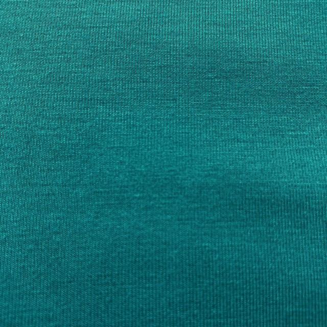 Modal High Stretch Jersey in Petrol - 170 cm 260 gr | Ansicht: Modal High Stretch Jersey in Petrol - 170 cm 260 gr