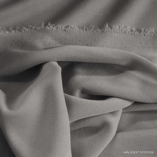 Modal™ Piqué Jersey Mischung in Beige | Ansicht: Modal™ Piqué Jersey Mischung in Beige