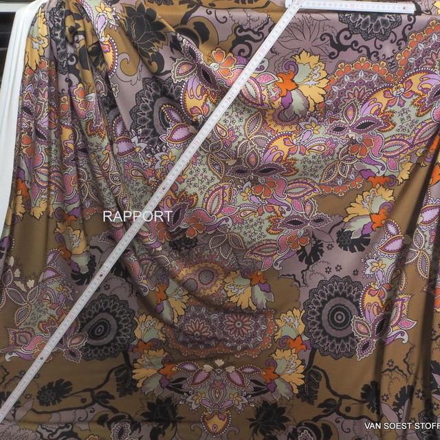 Modestoffe Italien auf schweren Viskose Stretch Jersey   Ansicht: Modestoffe Italien auf schwerer Viskose Stretch Jersey