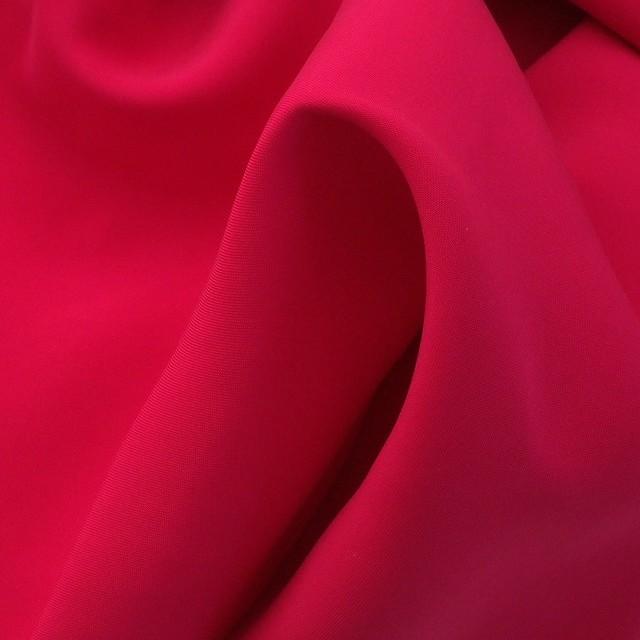 100% Rolva Twill in Scharlach Rot-Pink