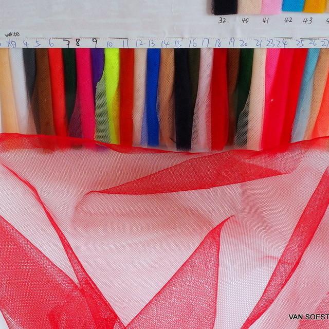 Soft Tüll in Weiß | Ansicht: Tüll in vielen Farben lieferbar