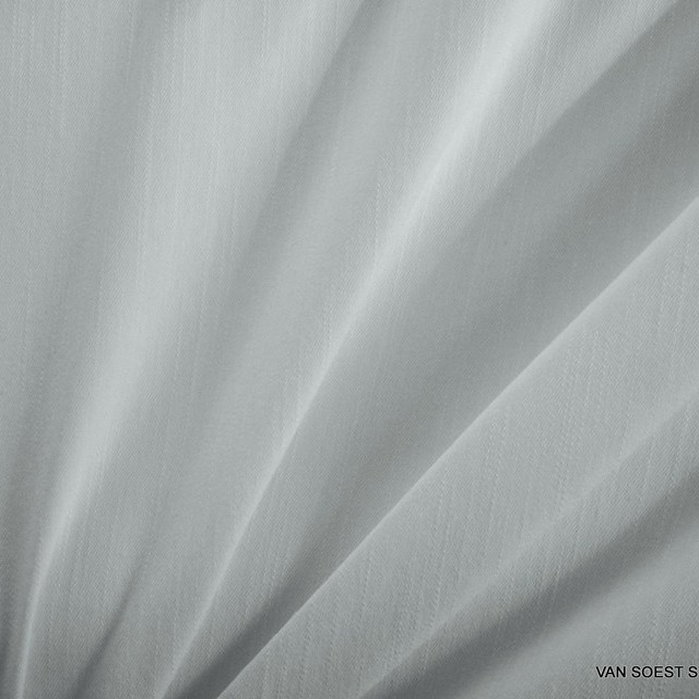 Textured stretch linen in snow white | View: Textured stretch linen in snow white