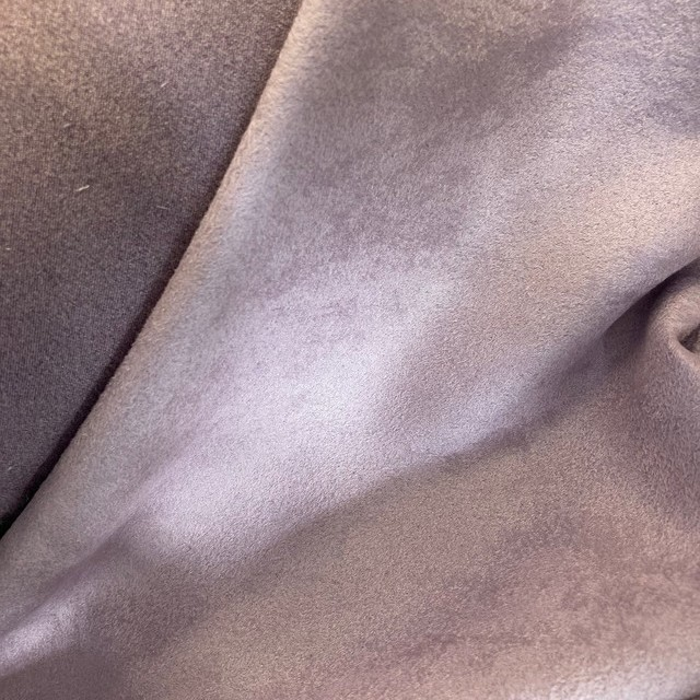 superweiches Mikrolederimitat Cashmira in zartem pastell Flieder | Ansicht: superweiches Mikrolederimitat Cashmira in zartem pastell Flieder
