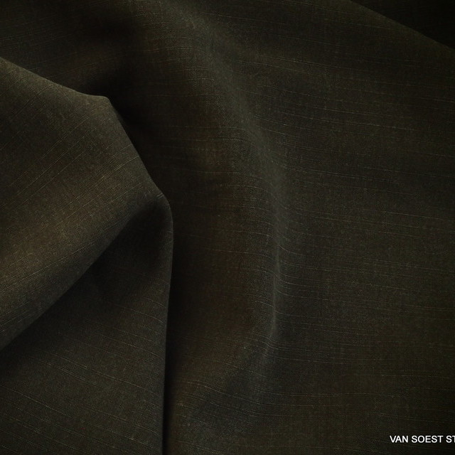 TECHNOSILK 100% TENCEL® Stoff in Dark Moss