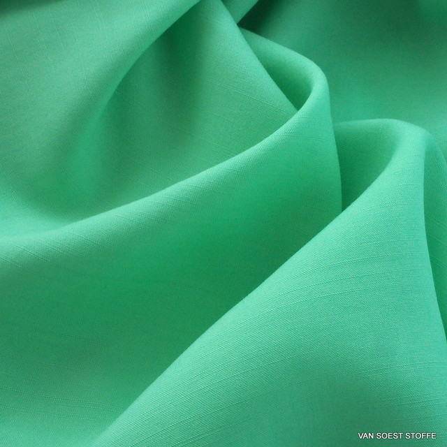 TECHNOSILK 100% TENCEL® Stoff in Mint-Grün
