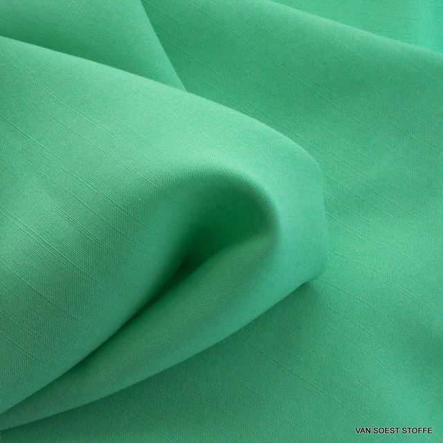TECHNOSILK 100% TENCEL® Stoff in Mint-Grün | Ansicht: TECHNOSILK 100% TENCEL® Stoff in Mint-Grün
