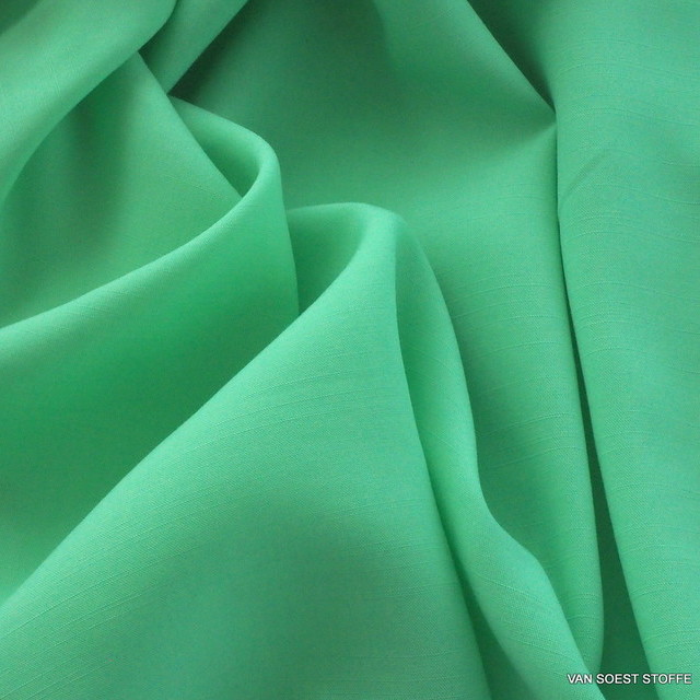 TECHNOSILK 100% TENCEL™ Stoff in Mint-Grün | Ansicht: TECHNOSILK 100% TENCEL® Stoff in Mint-Grün