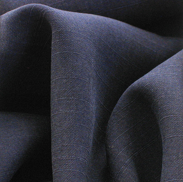 TECHNOSILK 100% TENCEL™ Stoff in Royal Blau