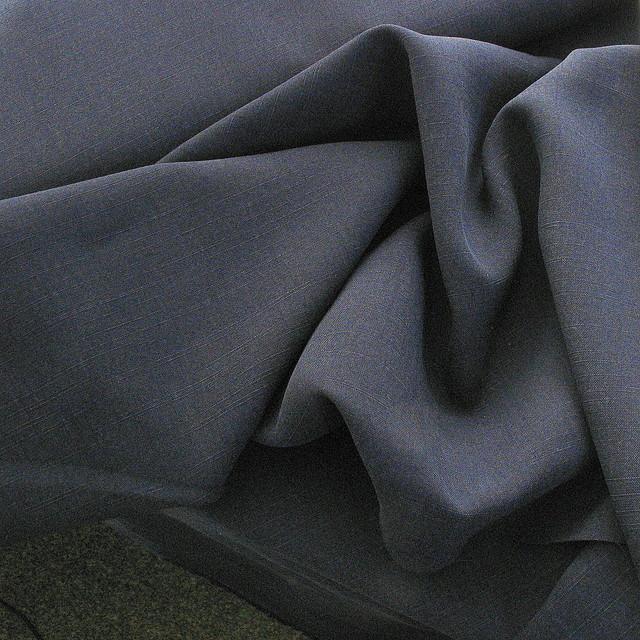 TECHNOSILK 100% TENCEL™ Stoff in Royal Blau   Ansicht: 0942 TECHNOSILK 100% TENCEL® Stoff in Royal Blau
