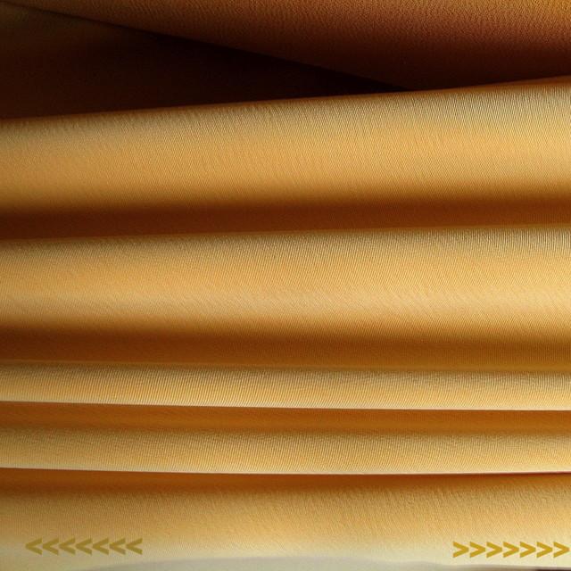 Veganes ultraleichtes Hi-Stretch Mikro Lederimitat in Gold Orange | Ansicht: Veganes ultraleichtes Hi-Stretch Mikro Lederimitat in Gold Orange
