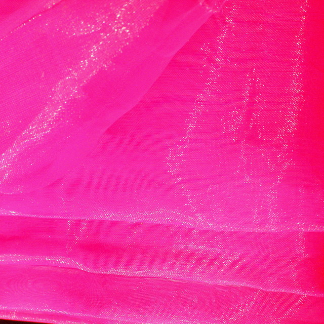 Organza in Pink