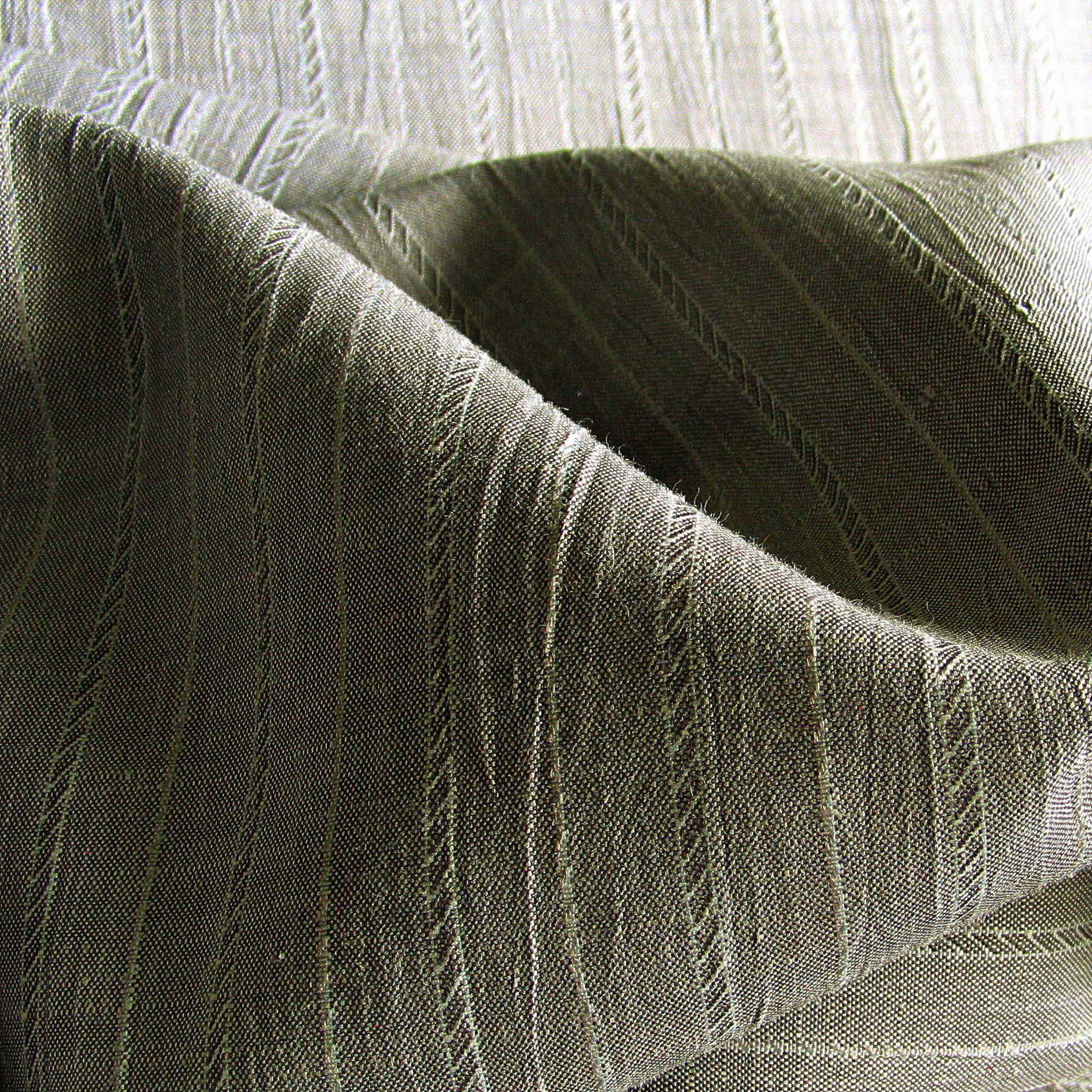 crash leinen streifen gemusterte stoffe stoffe mit streifenmuster. Black Bedroom Furniture Sets. Home Design Ideas