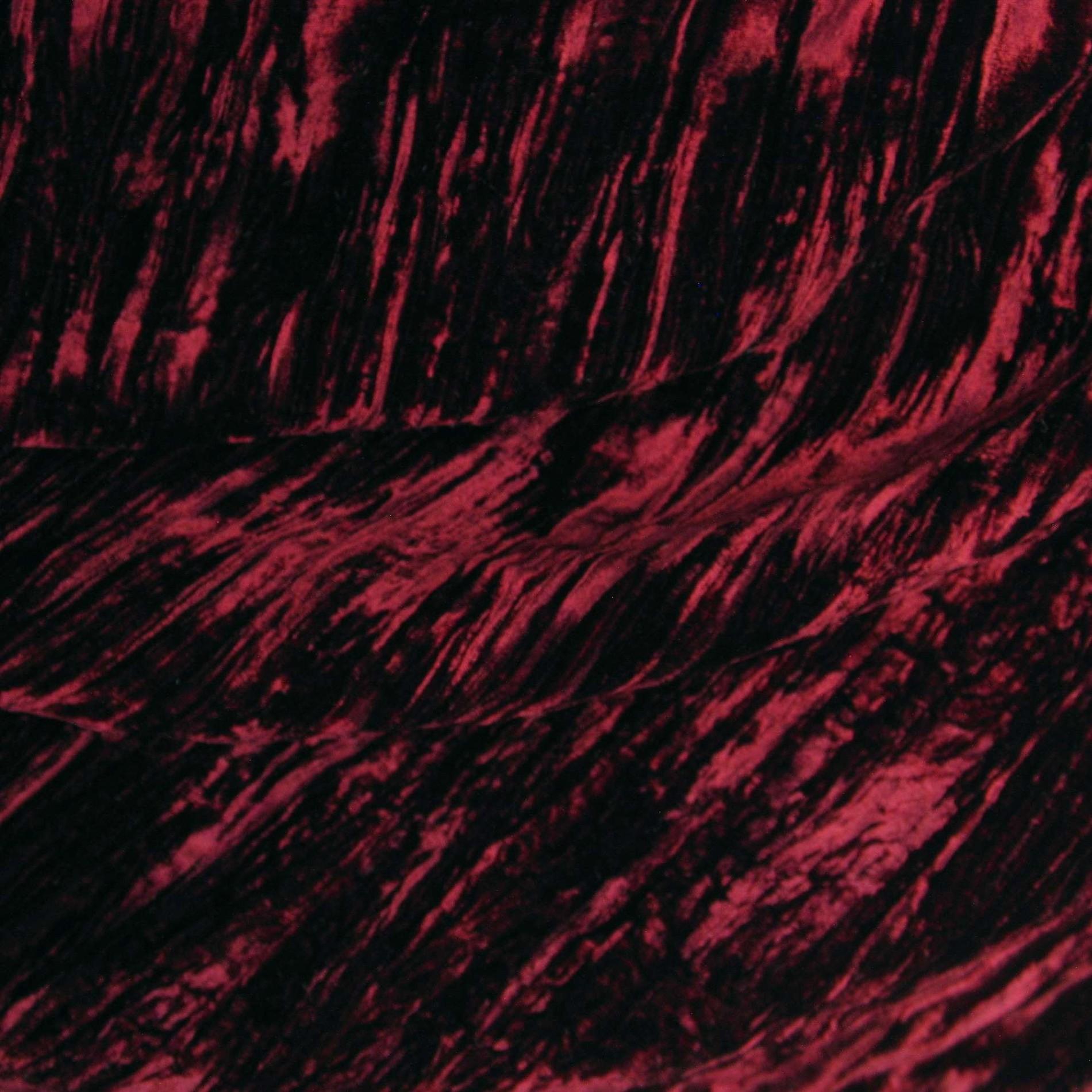crash seidenmischung samt tief dunkel bordeaux uni stoffe rote orange. Black Bedroom Furniture Sets. Home Design Ideas