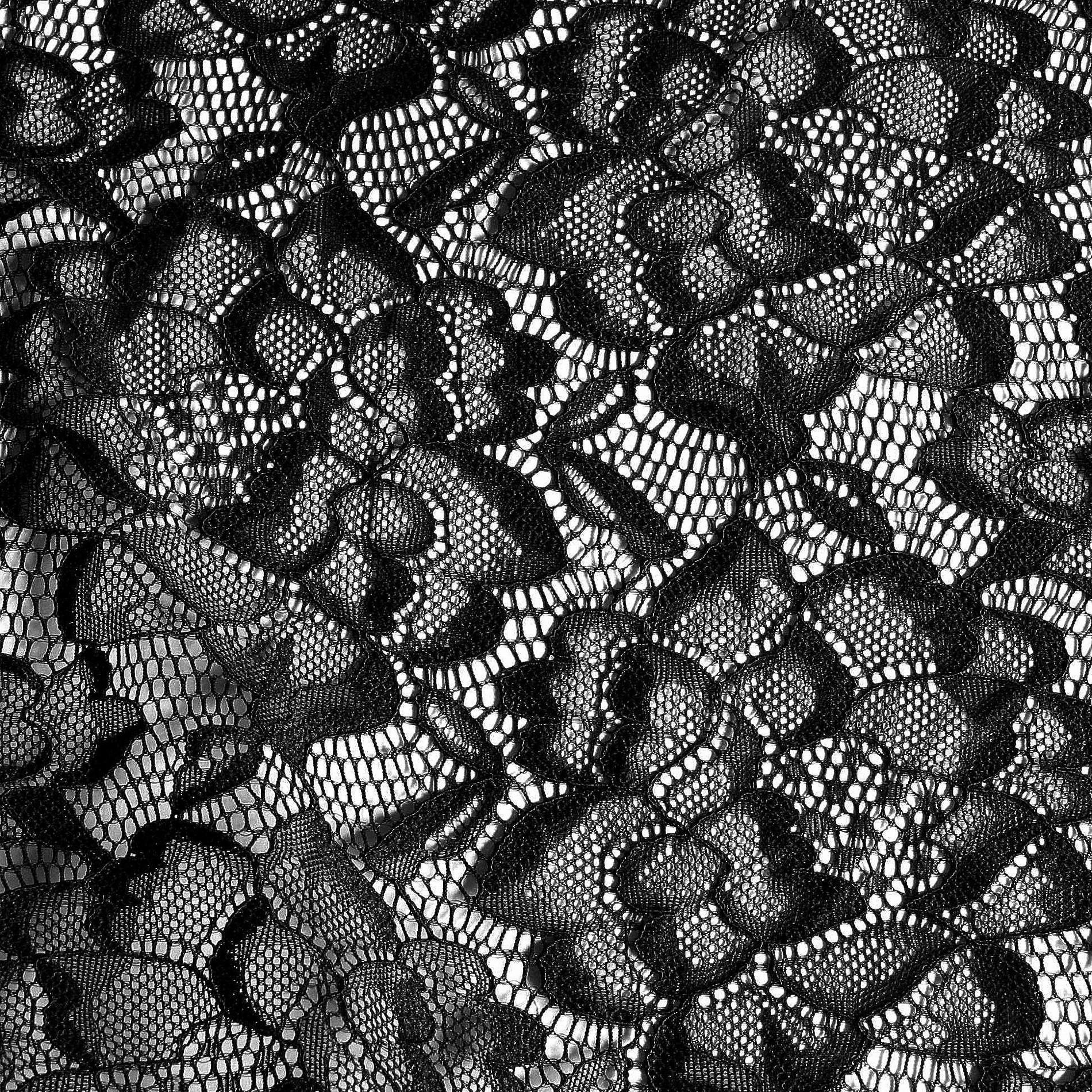 schwarze stretch blumen spitze stoff bestickte spitzen pailletten raschel spitzen. Black Bedroom Furniture Sets. Home Design Ideas